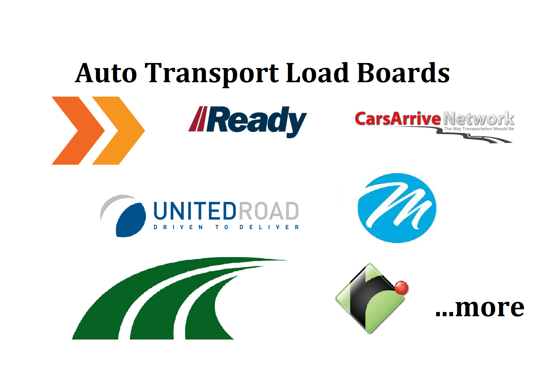 Auto Transport Load Board List for Car Haulers