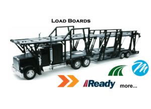 Car Hauler Load board