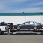 Owner operator car hauler