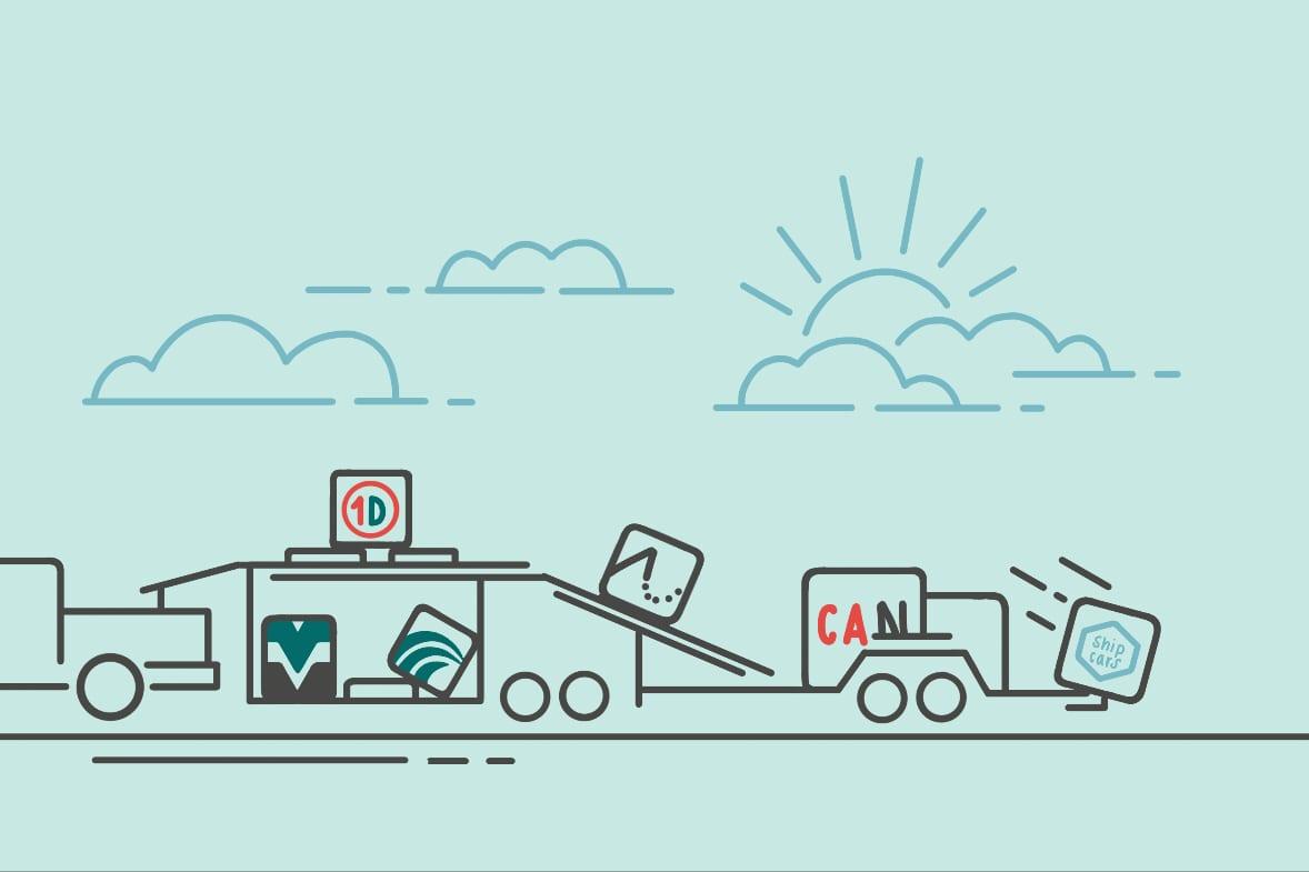 Super Dispatch United Road CarsArrive 1Dispatch ship.cars car hauling broker apps